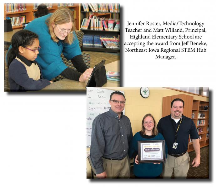 What Is A Stem Elementary School: Northeast Iowa STEM