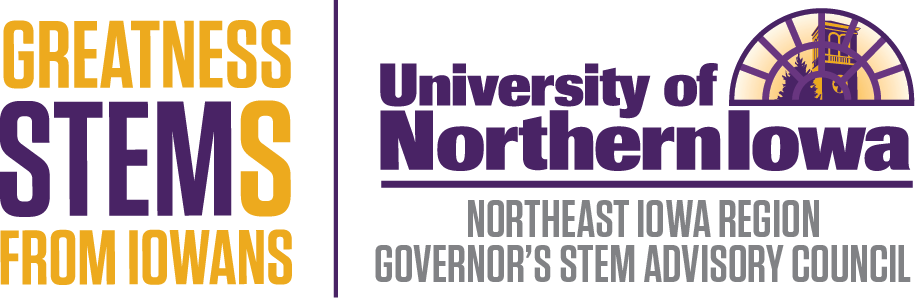 NE Iowa STEM Logo