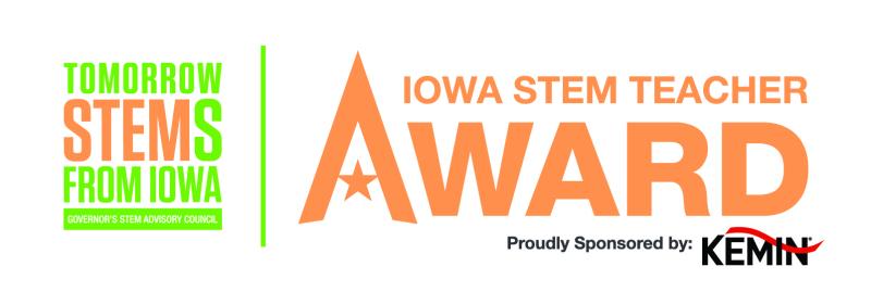 STEM Teacher award